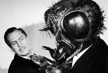 Science fiction yay! and a bit of horror too... / Especially old science fiction of any type, movies, pulp magz, retro fiction, retro futuristic pics... / by Dan Thepoetman