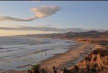 Lompoc Coast / Beaches along the California Coast near Lompoc