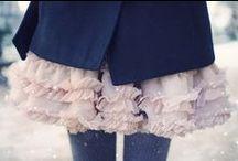 Magic wardrobe- WINTER / Winter outfits