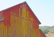 Lompoc Barns / Barns In Lompoc Valley