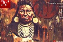Indigenous People of Idaho / Legends and Native Americans of the Northwest / by TD Moser