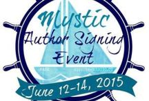Events / My author signings and other events!