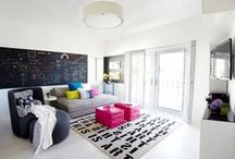 teen lounges + rec rooms