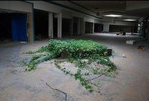 Lugares abandonados / Este es un espacio donde iré añadiendo diariamente fotos de lugares y objetos abandonados.
