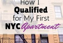 Frugal in New York City / Frugal living in New York City - it CAN be done! Frugal tips will help you live the good life in NYC.