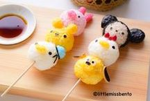 Sushi & Bento / Japanese food art and recipes - Sushi, Bento, Ramen, pickle and more