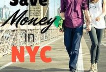 Living in New York City / Everything about NYC living: how much it costs to live in New York City, moving to New York, cost of living, fun things to do, frugal deals, how much apartments cost in Manhattan, rent, working in NYC, and more.