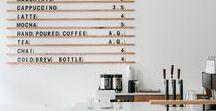 i n t e r i o r  ◦  C A F E / Schöne Cafés, Restaurants und Bars - da möchte man doch unbedingt mal hin...