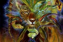 Inner Wilderness / My inner wilderness is the wildness inside me......