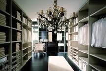 Wardrobe / Closet inspirations