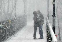 Vinter..
