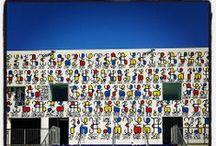 MAMA loves the Street / Street Art / Graffitis / Art Culture << Paris, Marseille, Istanbul, Lyon, Bordeaux, Los Angeles >>  All credits for the original artists.