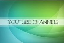 YOUTUBE CHANNELS / Presnetation Designs, Business Introduction Designs, Video Clips, Promotional Material for video advertising on Youtube created & managed by Design So Fine
