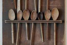 Beautiful Kitchens & Utensils