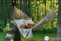 Houpací sítě a houpačky | Swings