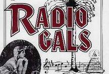 RADIO GALS / Eclectic scrapbook of the musical RADIO GALS