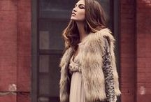 Fall Fashion / Fall is the perfect time for more chic and cozy accessories.