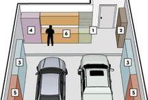 Garáž: organizace | Garage organization