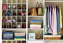 Šatna: organizace | Cloakroom organization
