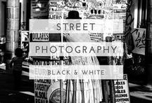 b+w street photography / All our favourite black and white street photography from around the world.