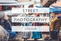 colour street photography / The best characters are right out there in front of you. This is our favourite street photography in colour from around the world.