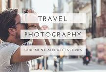 cameras + accessories / We love taking photos. Here's some great equipment and accessories to help you find the perfect picture.
