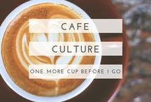 coffee cups + coffee shops / Our favourite photography from coffee shops around the world.