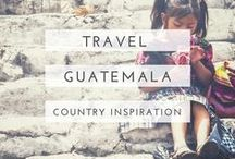 guatemala travel / The pictures, the people and the places to visit in Guatemala.