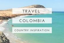 colombia travel / The places, the people and the guides to Colombia, South America. Including Cartagena, Bogota, Minca, Tayrona, Salento, Capurgana, Medellin, Popayan, Jardin and more.