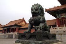 Forbidden City, Beijing, China / 1/2 dagje tijd na het werk. Top