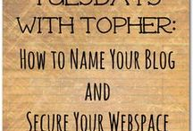 Restoration Redoux's How To Build a Blog Series / by Restoration Redoux