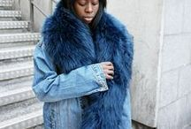 Denim / #denim inspiration by Sylvie Mus @sylviemus_
