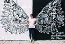NYC Street Art / Street art from around New York City!