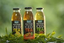 Dilmah Real Fresh Iced Tea / Following years of experimenting with different combinations, The Dilmah Real Fresh Iced Tea Range made its debut in Australia introducing three tantalizing flavours namely Lemon & Lime, Peach & Pear along with Honey & Ginger.