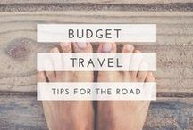 budget travel / Tips and tricks to make your hard-earned travel fund go further, and guides to experience cities on a budget!