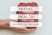 travel health / Tips and tricks to stay healthy on the road - whether travelling long term or on shorted trips.