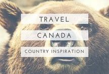 canada travel / Useful guides, beautiful photography and oodles of inspiration to help plan your trip to Canada!