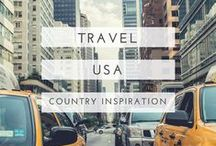 USA travel / Useful guides, beautiful photography and oodles of inspiration to help plan your trip to the USA!