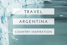 argentina travel / Useful guides, beautiful photography and oodles of inspiration to help plan your trip to Argentina, South America.