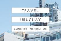 uruguay travel / Useful guides, beautiful photography and oodles of inspiration to help plan your trip to Uruguay, South America.