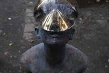 Назар Билык (BILYK NAZAR) / Назар Билык - один из современных украинских скульпторов, чьи работы находят признание по всему миру.