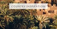 morocco travel / Useful guides, beautiful photography and oodles of inspiration to help plan your trip to Morocco.