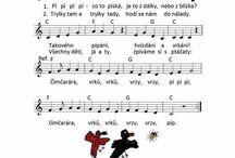 Školka - Písničky a básničky