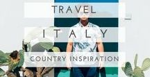 italy travel / Travel itineraries, travel tips, and wanderlust inspiration for Italy. Travel to Rome, Florence, Tuscany, Puglia, Cinque Terre, Milan, Sicily, Sardinia and more.