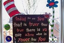 Dr. Seuss / by Melanie Knight