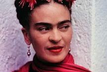 Frida / by Jocelyn Hamilton