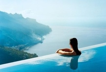 Spas and pools we love / A collection of spa pools and swimming pools that we love.