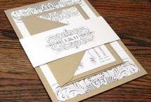 Invites & Paper Crafts / by Rachelle de Wet