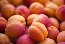 Peach and apricot