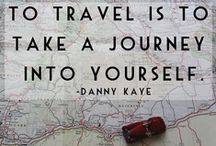 Traveling y'all! / A collection of some of my favorite places in the world! #travel